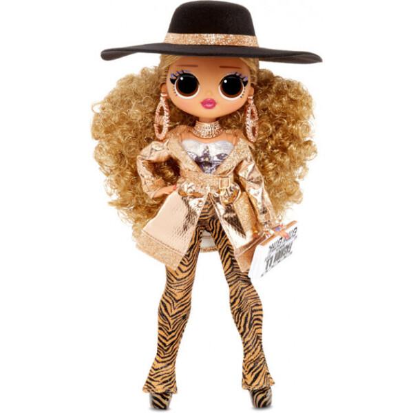 Купить Куклы, наборы для кукол, Игровой набор с куклой L.O.L. SURPRISE! серии O.M.G S3 – ЛЕДИ-БОСС (с аксессуарами) (567219)