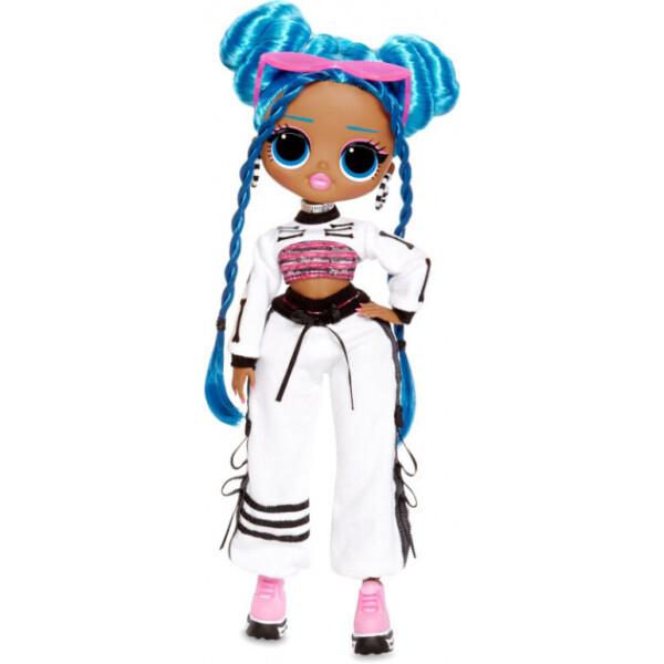 Купить Куклы, наборы для кукол, Игровой набор с куклой L.O.L. SURPRISE! серии O.M.G S3 - ЛЕДИ-РЕЛАКС (с аксессуарами) (570165)