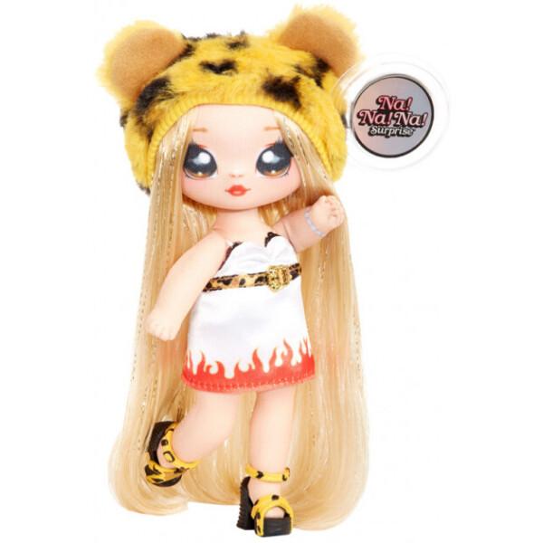 Купить Куклы, наборы для кукол, Игровой набор с куклой NA! NA! NA! SURPRISE S2 W1 – ДЖЕННЕЛЬ ЯГУАР (с аксессуарами) (571681)