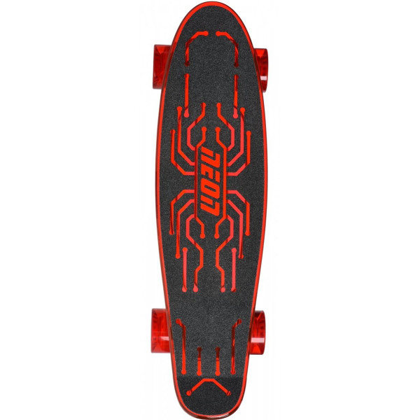 Купить Скейтборды, Скейтборд Neon Hype Red (N100788)
