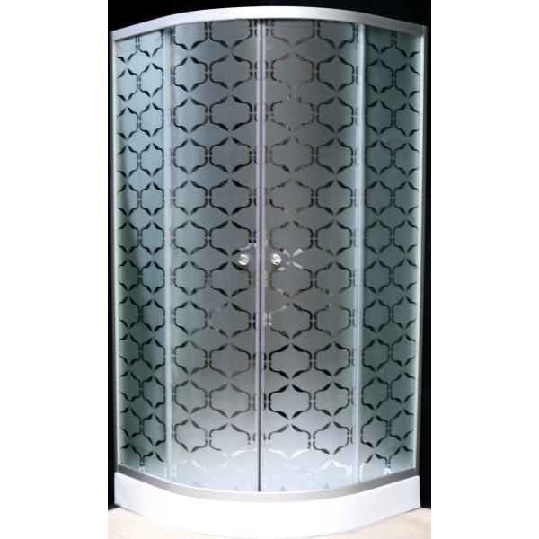Купить Душевые кабины, Душевая кабина Sunlight 7122-10 90х90х200 см стекло