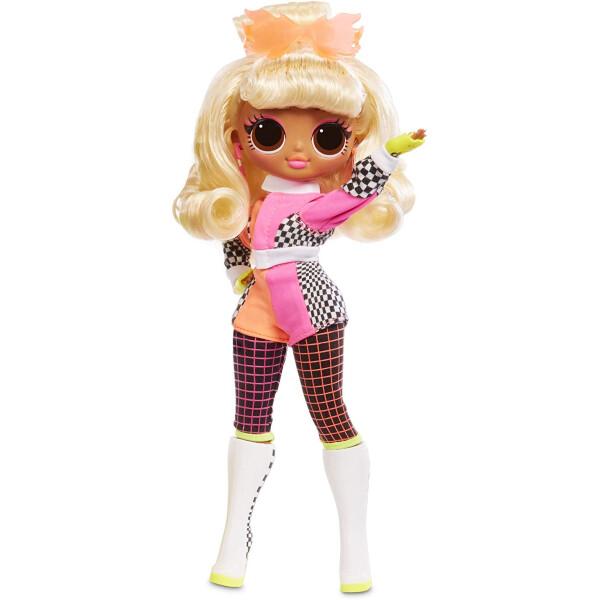 Купить Куклы, наборы для кукол, Игровой набор с куклой L.O.L. SURPRISE! серии O.M.G. Lights - ЛЕДИ ГОНЩИК (565161)