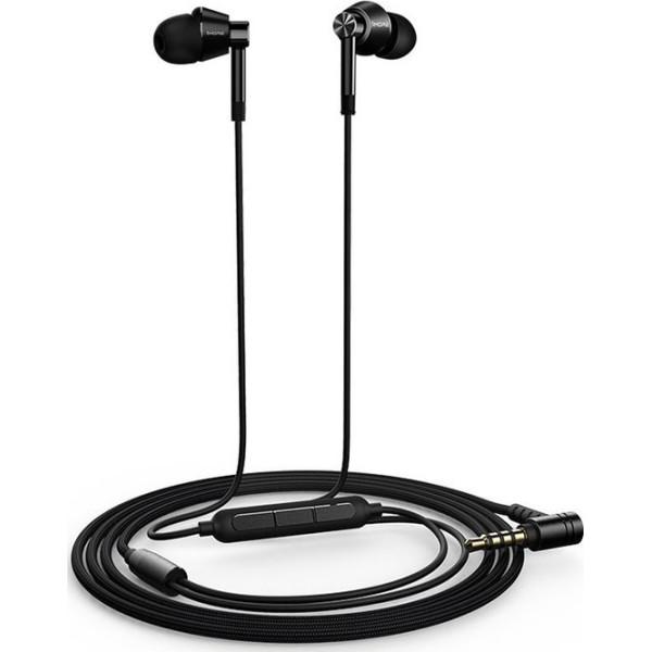 1MORE Dual Driver In-Ear Headphones (E1017) Black
