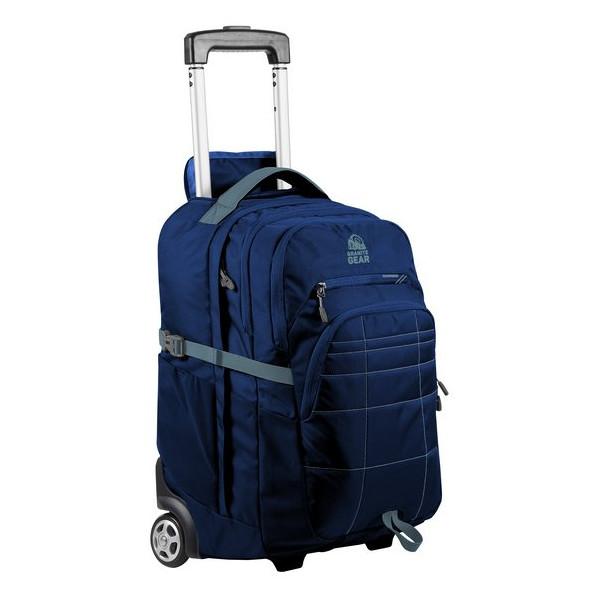 Купить Сумки дорожные, -рюкзак на колесах Granite Gear Trailster Wheeled 40 Midnight Blue/Rodin (926089)