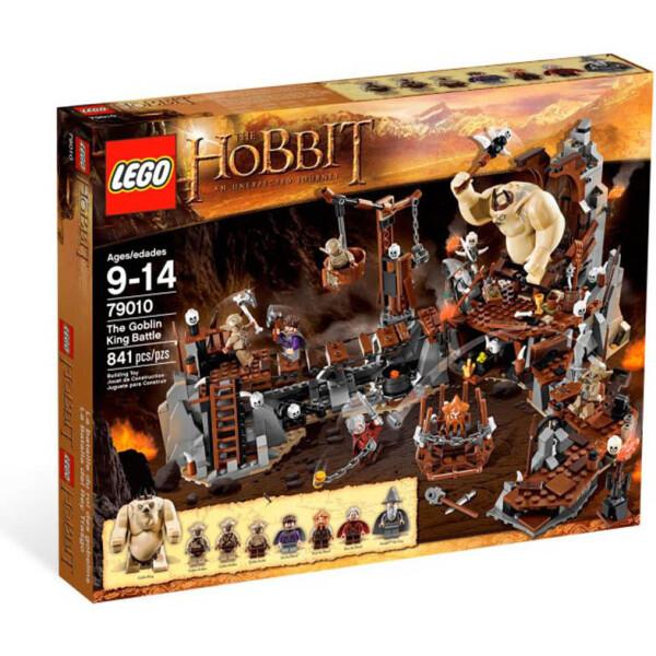 Купить Конструкторы, LEGO The Lord of the Rings Битва с королём гоблинов (79010)