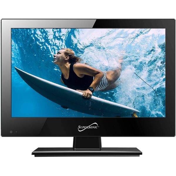 Купить Телевизоры, 13.3 Supersonic SC-1311 Black