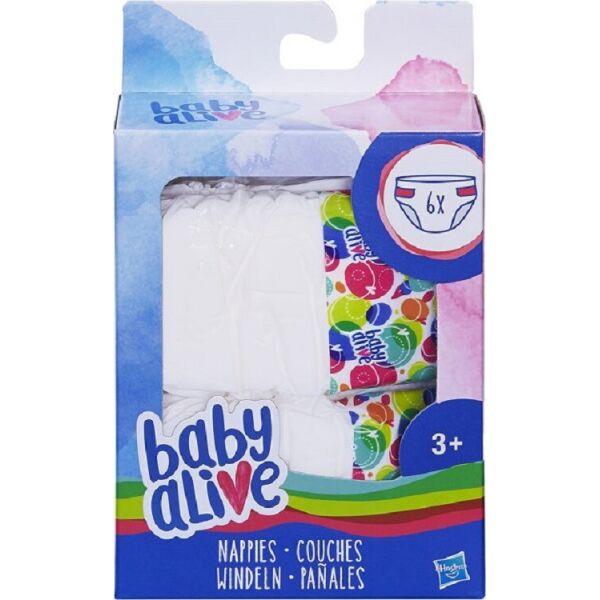 Подгузники для кукол Hasbro Baby Alive (C2723)