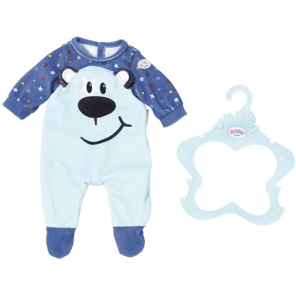 Купить Куклы, наборы для кукол, Одежда Zapf для куклы Baby Born Стильный комбинезон, в ассорт. (824566), Zapf Creation Baby Born