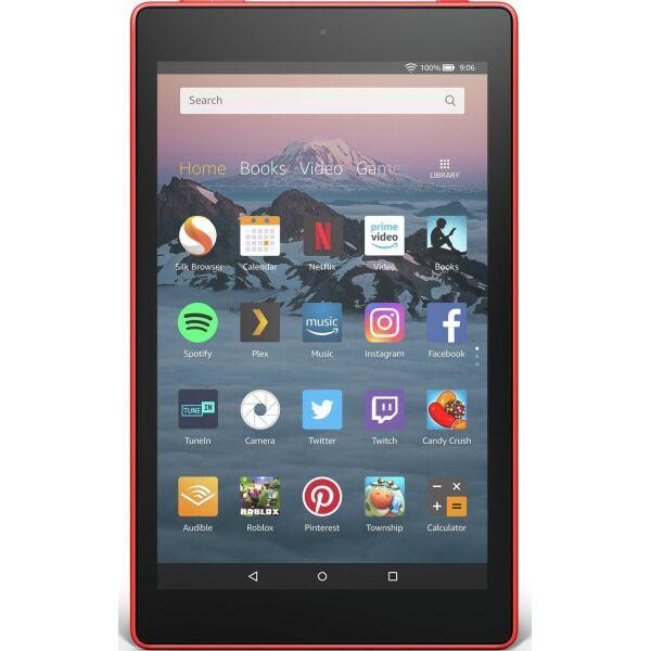 Купить Планшеты, Amazon Fire HD 8 1.5/32GB WiFi (2018) Red