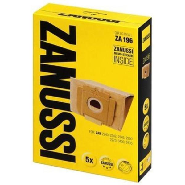 Купить Аксессуары к пылесосам, Мешок для сбора пыли Бумажный фильтр-мешок Zanussi ZA196