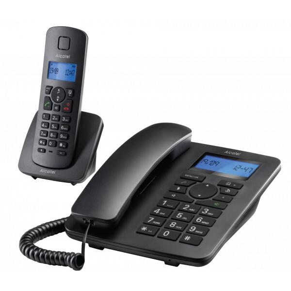 Радиотелефоны, Alcatel M350 Combo Black (ATL1421262)  - купить со скидкой