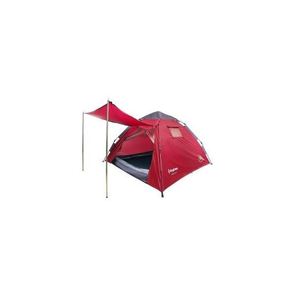 Палатка KingCamp Monza 3(KT3094) Dark red
