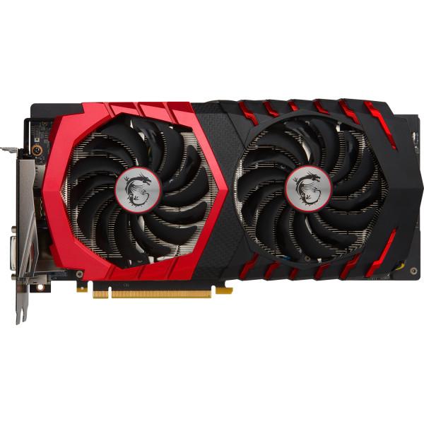 "MSI GeForce GTX1060 GAMING X 6G GDDR5 OEM ""Refurbished"""