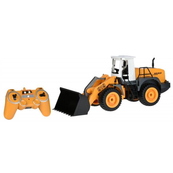 Купить Радиоуправляемые модели, Машинка на р/у Same Toy Погрузчик 1:12 (E519-003)