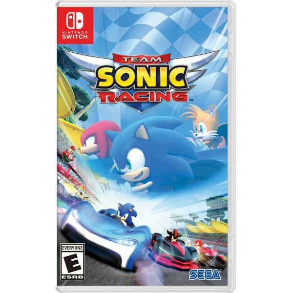Купить Игры, Для Nintendo Switch Team Sonic Racing (русская версия), Sumo Digital