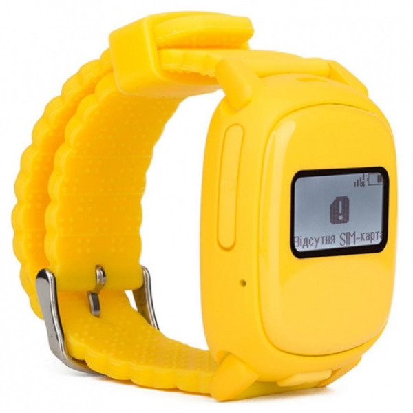 ▷ Смарт-годинник дитячі ATRIX SW iQ400 Touch GPS BL - купити в ... 59fbcc844ebae
