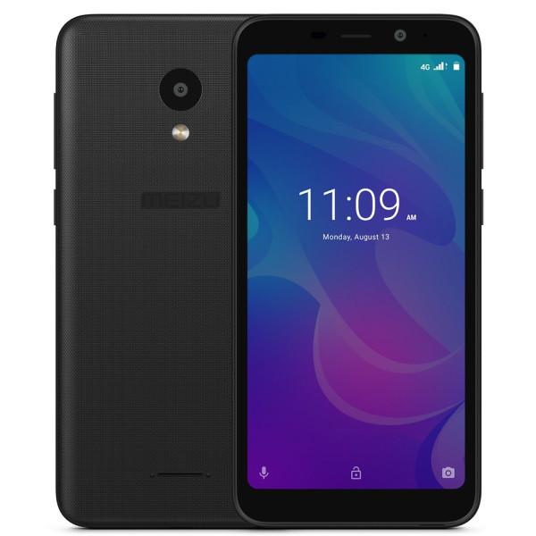 Купить Смартфоны и мобильные телефоны, Meizu C9 2/16GB Black