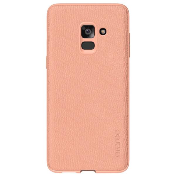 Купить Чехлы для телефонов, Araree Silicon cover Flamingo для Samsung A8 2018 (GP-A530KDCPBAC)
