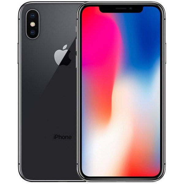 a43e960849bf3 Apple iPhone X - купить Apple iPhone X 64GB Space Gray, цена в Киеве,  Харькове, Днепропетровске, Одессе | ALLO.ua
