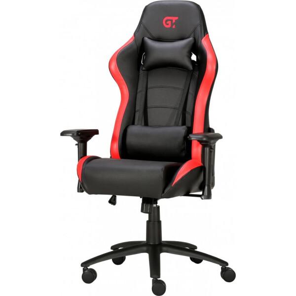 Купить Кресла, GT Racer X-2546MP Black/Red