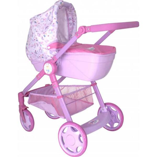 Купить Куклы, наборы для кукол, Коляска для куклы BABY BORN - ПРОМЕНАД (складная, с сумкой) (1423577.TY), Zapf Creation Baby Born