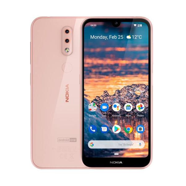b544a5e99ee20 Nokia 4.2 DS 3/32 Pink Sand (песочно-розовый). Рассрочка 0% на 6 ...