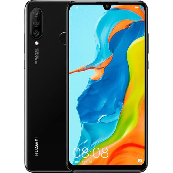 Купить Смартфоны и мобильные телефоны, Huawei P30 lite 4/64 Midnight Black