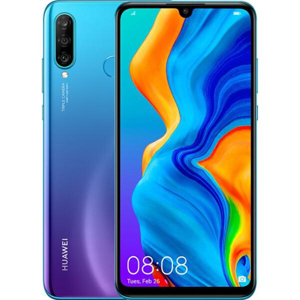 Купить Смартфоны и мобильные телефоны, Huawei P30 lite 4/64 Peacock Blue