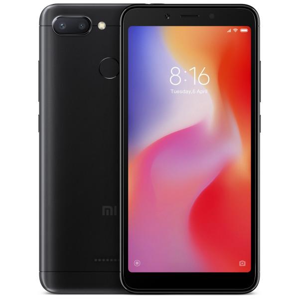 Xiaomi Redmi Note 4 3 32GB Black (черный) — купить в интернет ... 1a7d65a3b1c91