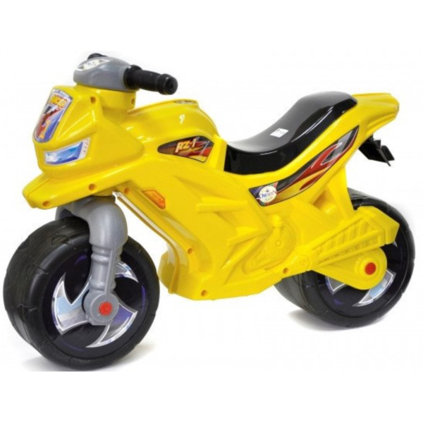 Каталка-мотоцикл ORION Желтый (501-1Y)