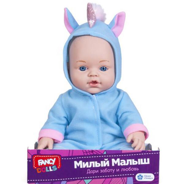 Купить Игрушки для самых маленьких, Кукла FANCY DOLLS Малыш Единорог (PU15EK)
