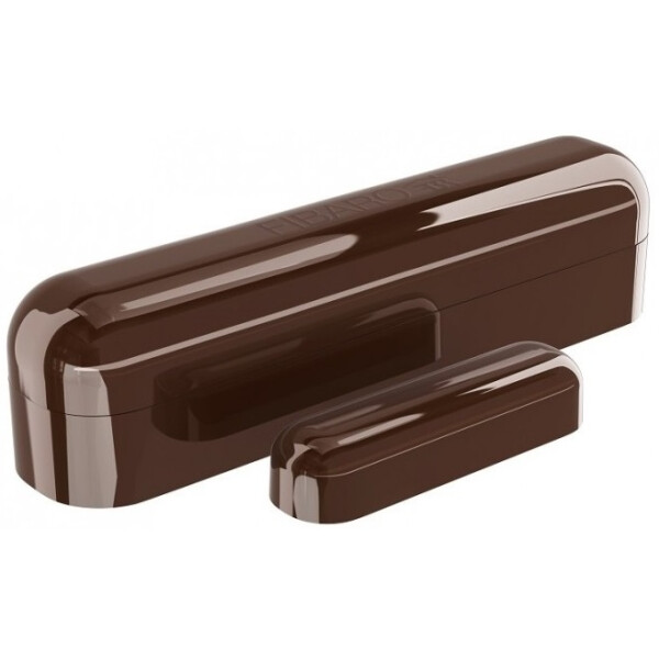 Купить Датчики для дома, Умный датчик открытия двери / окна Fibaro Door / Window Sensor 2, Z-Wave, 3V ER14250, темно-коричневый
