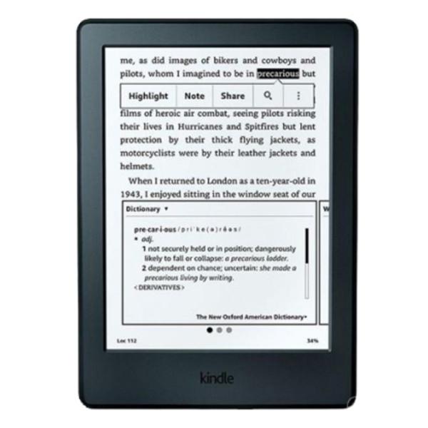 Amazon Kindle 6 Black