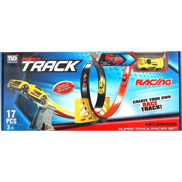 QUNXING Toys / Автомобильный трек Qunxing Toys Крутой вираж (68825)
