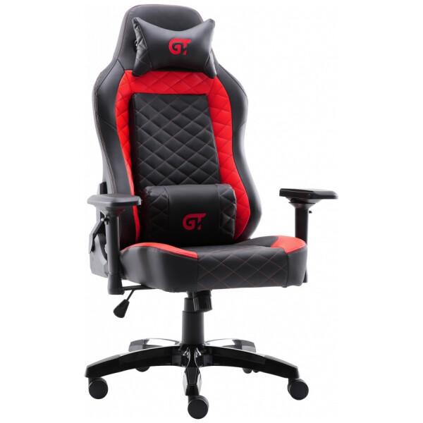 Купить Кресла, GT Racer X-2605-4D Black/Red