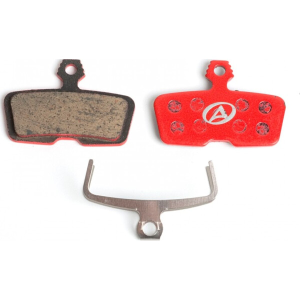 Купить Тормозные колодки для велосипеда, тормозные дисковые колодки ABS-66S Avid Code R (red) (24504262), Author