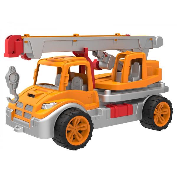 Купить Машинки, техника игровая, Игрушка ТехноК Автокран (3695)