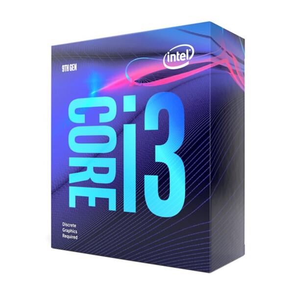 Купить Процессоры, Intel Core i3-9100F 3.6GHz s1151 Box BX80684I39100F