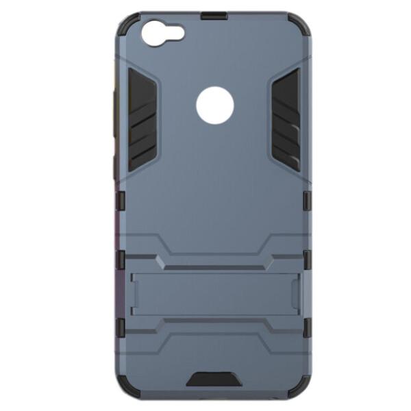 Ударопрочный чехол-подставка Transformer для Xiaomi Redmi Y1 (Серый / Metal slate) (279312)