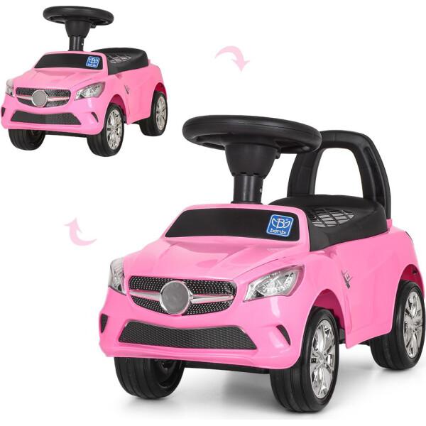 Купить Детские качалки, каталки, Каталка-толокар Bambi Mercedes M 3147C(MP3)-8 Pink (M 3147C(MP3))