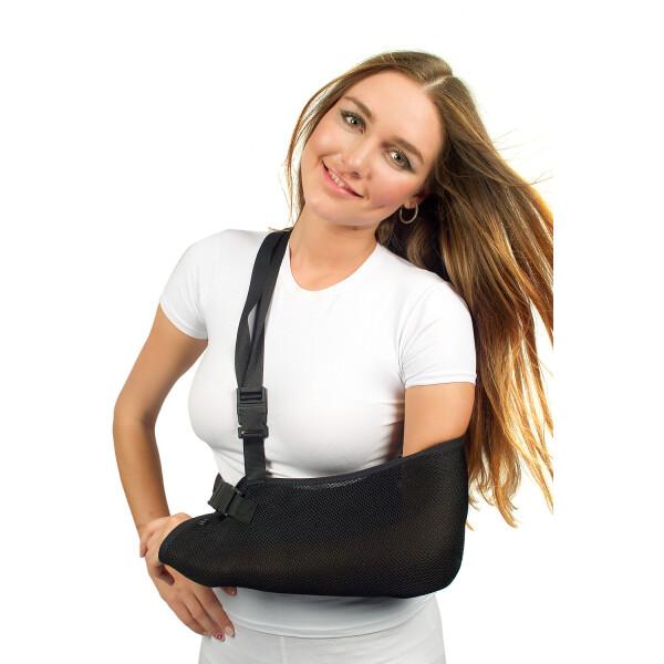 Купить Бандажи и фиксаторы, Бандаж поддерживающий для руки (дышащий) Armor ARM304 размер S (5955811)