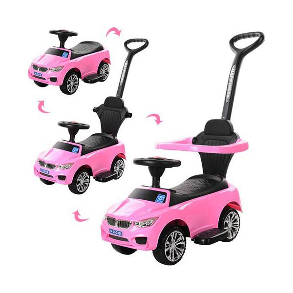 Купить Детские качалки, каталки, Каталка-толокар Bambi BMW M 3503B-8 Pink (M 3503B)