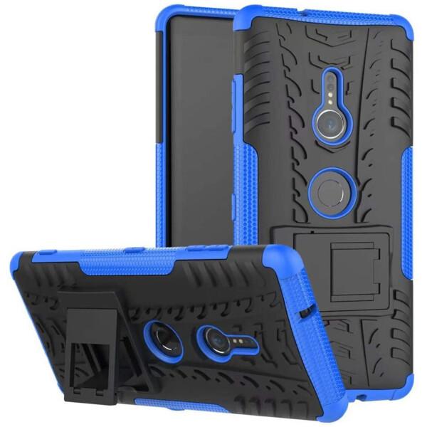 Чехол Armor Case для Sony Xperia XZ3 Blue