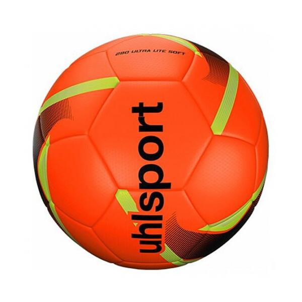 Мяч футбольный Uhlsport ULTRA LITE SOFT 100167301 (облегченный - 290 гр., - размер 4)