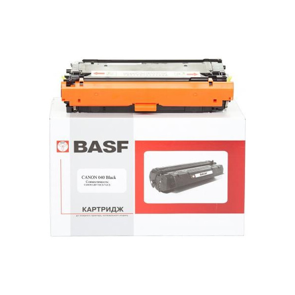 Картридж BASF Canon 040K 0460C001 (KT-040K)