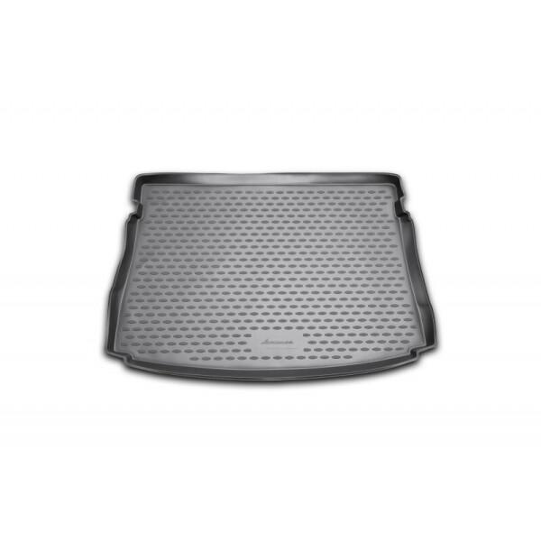 Коврик в багажник для Volkswagen Golf VII 2013-> хб. (полиуретан)  NLC.51.44.B11