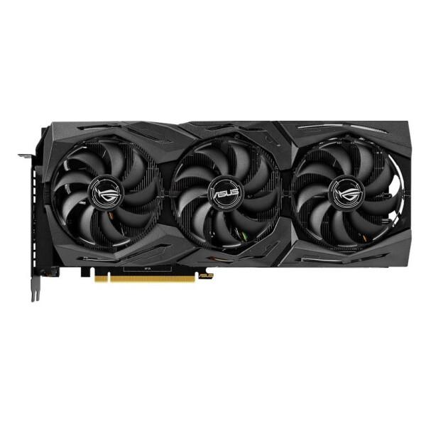 Купить Видеокарты, ASUS GeForce RTX2080 Ti 11Gb ROG STRIX GAMING OC (ROG-STRIX-RTX2080TI-O11G-GAMING)
