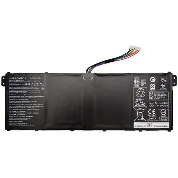 Аккумуляторная батарея для ноутбука Acer Aspire A114-31 (AP16M5J) ( 75112 )