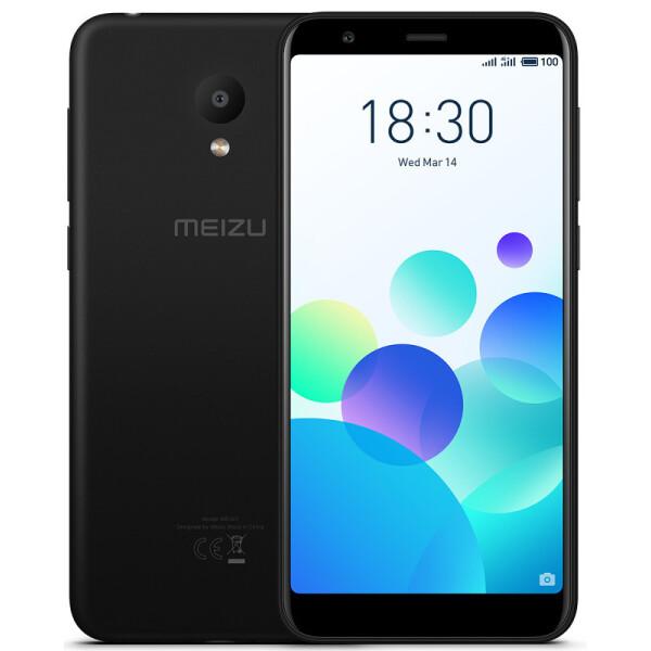 Смартфоны и мобильные телефоны, Meizu M8c 2/16Gb Black  - купить со скидкой