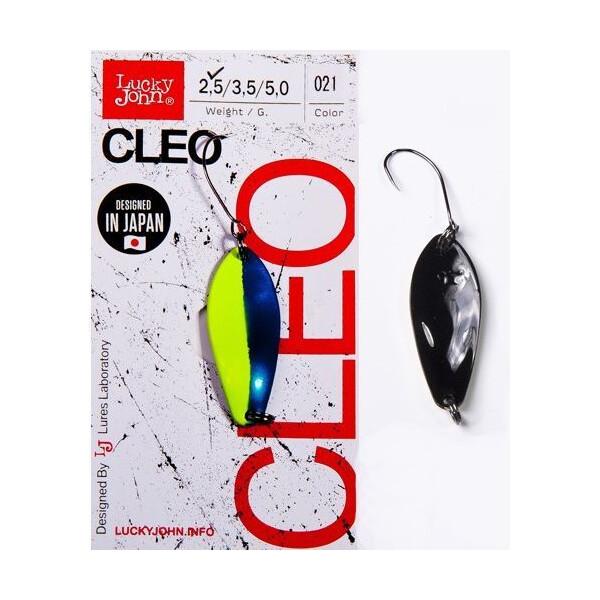 Купить Блесна, колебалка LJ Area Trout Game CLEO 2.5г / 021 (LJCL25-021), Lucky John